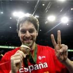 Pau Gasol: Somos campeones de Europa